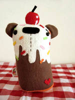 CUPCAKE BEARRrr by casscc