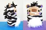 Finkus the Zebrabear