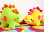 Stegosaurus Party 1