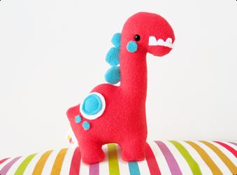 Mulpie the Dinosaur by casscc