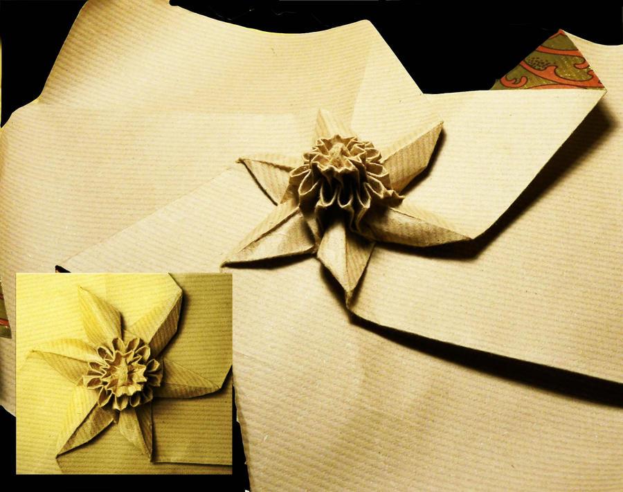 Origami Flower Ii By Alpharho On Deviantart Mightylinksfo