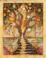 Tree of Life by deerdancer