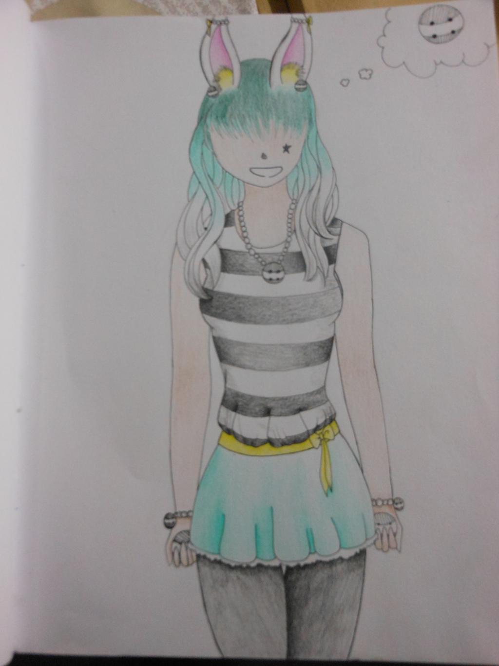 Amelia contest by Izka197 by micky5707