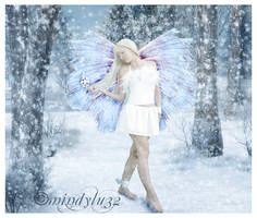 The Winter Fae by mindylu32
