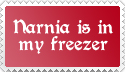 Narnia is in my freezer Stamp by mindylu32