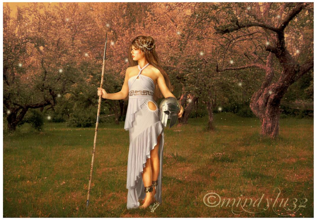 Athena by mindylu32