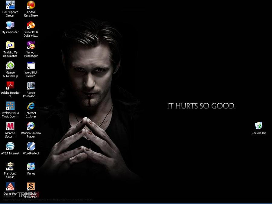 True Blood Wallpaper By Mindylu32