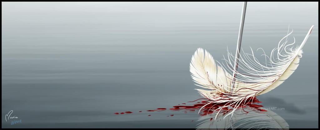 Broken Angel by Miuria