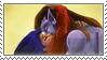 Moonlight Kiss Stamp by Werewolfsbane