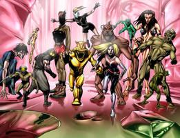 Marvel test page 2-3