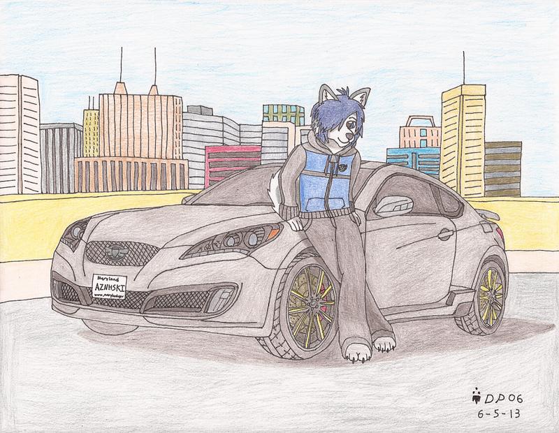 City Slicker by Sir-Genesis