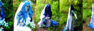 Corpse Bride cosplay 2009
