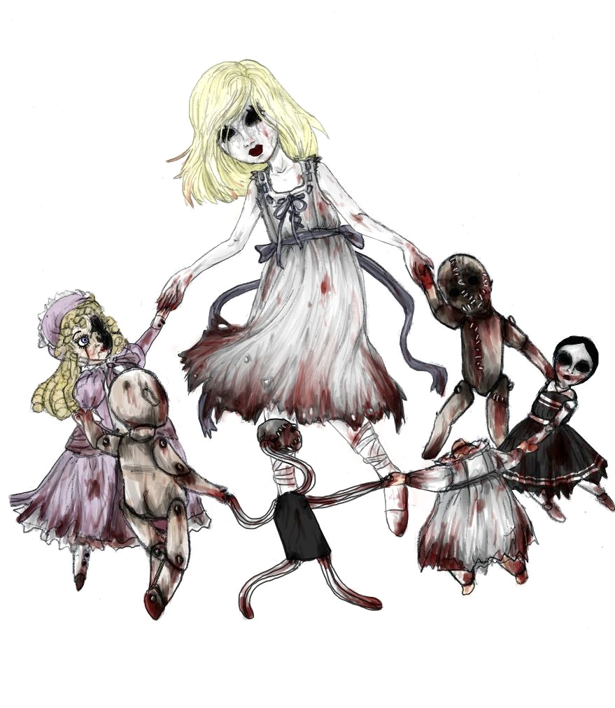 Ring Around The Rosie... By Lily-pily On DeviantArt