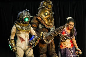 Bioshock cosplay photo by Lily-pily