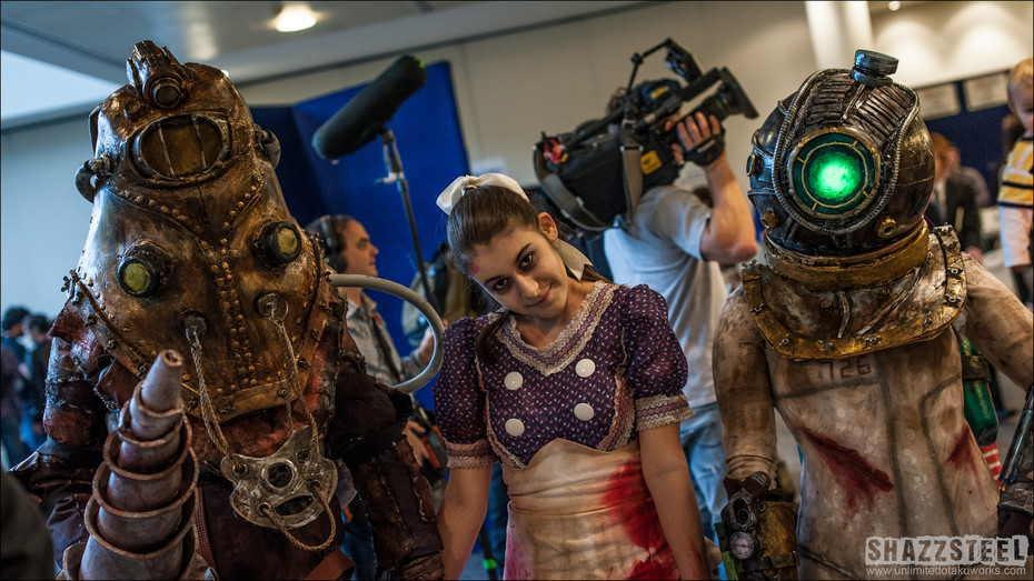Bioshock Cosplay Photo 2 By Lily Pily On Deviantart