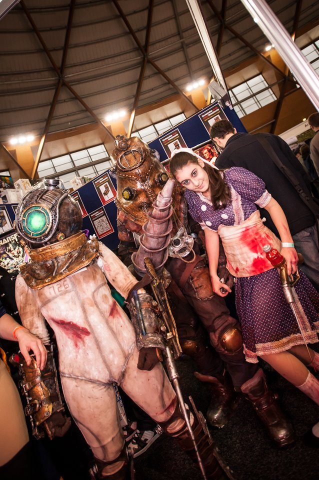 Bioshock cosplay photo 3 by Lily-pily