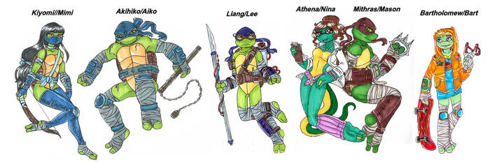 TMNT next gen bios