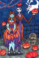 Pumpkin King and Queen