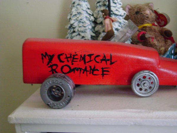 Mcr Co2 Dragster By Xslytherclawxsweeney On Deviantart