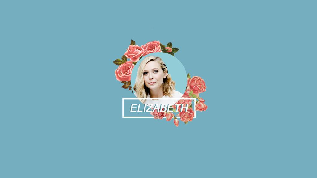 Elizabeth Olsen Wallpaper by Rxsedits ...