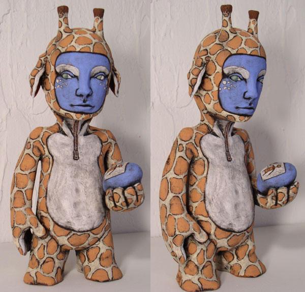 untitled figure by mudmonkey