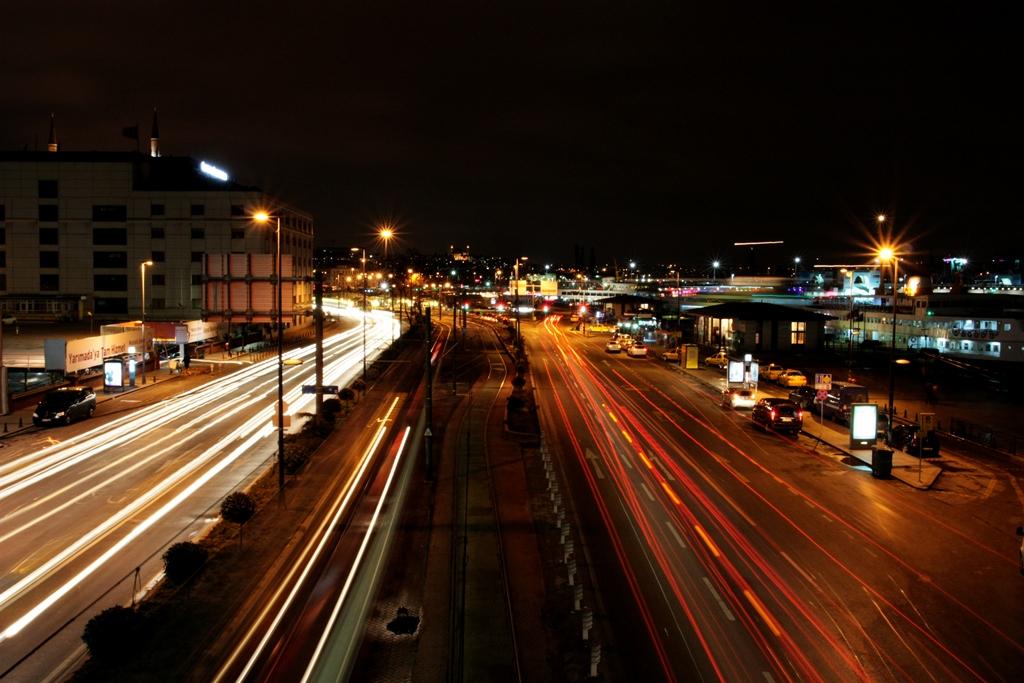 The Lights of Night by kerkerecardon