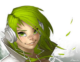 Green by andaerz