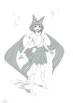 Unnamed Levja Character