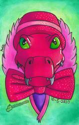 Pink Crocodile (The Masked Singer)