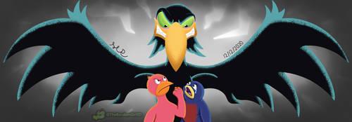 War Of The Birds (Fuglekrigen i Kanofleskoven)