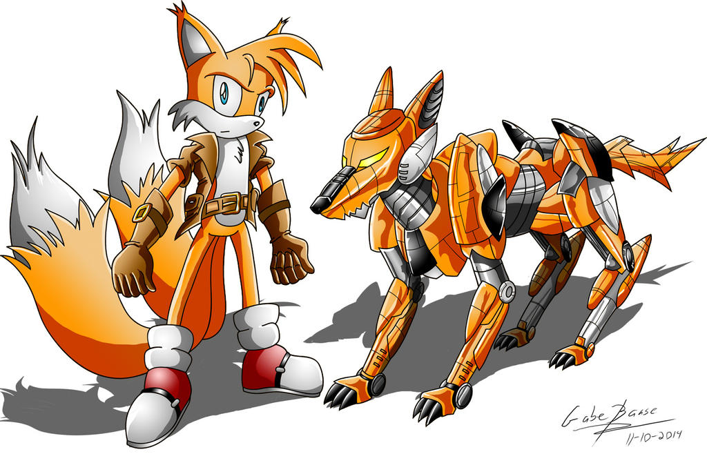 Adult Tails 64
