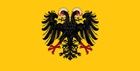 Holy Roman Empire flag by Politicalflags
