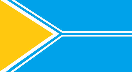 Tuva flag by Politicalflags