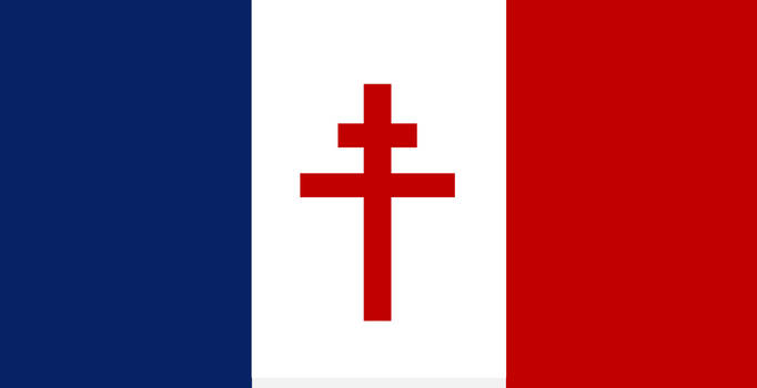 Free France by Politicalflags