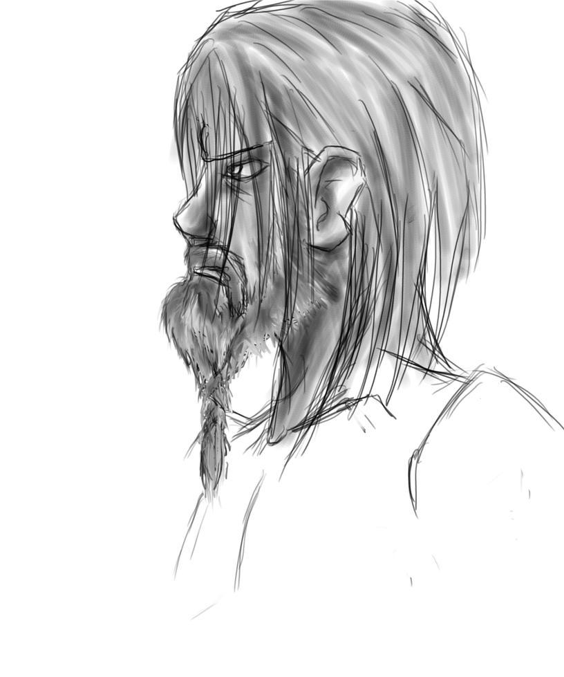 Beardface by Silvro