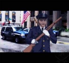 Honor Guard Joker