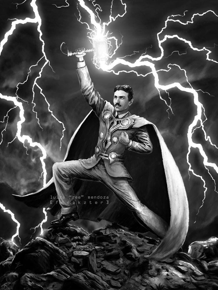 Thor Tesla by Freakzter