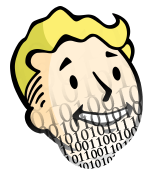 Fallout (3) Script Extender Icon by ColeCool802 on DeviantArt