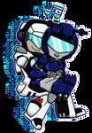 Stargazer (Commission) by PoisonTransformer