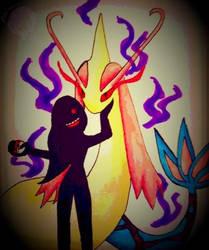 Oct 29 - Shadow Pokemon Trainer