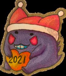 2021 New Beginning With Purple Bean