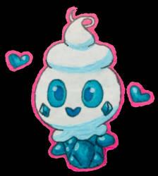 Ice cream pokemon