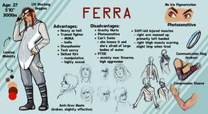 Hetherev - Ferra by VRiosArt