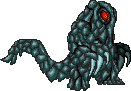 Hedorah custom sprite by crovirus
