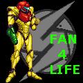 Metroid fan 4 life by crovirus