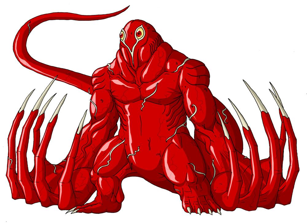 Deathla design by crovirus