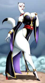She's got curves, she's got legs .::collab::.