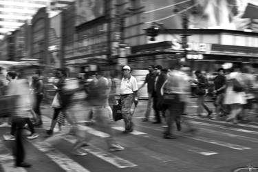 Alien in NewYork by Baher-Amin