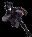 Vanitas render (Kingdom Hearts)