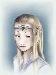 Prince of Ego by nativeEvil